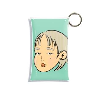 イラストレーション Mini Clear Multipurpose Case