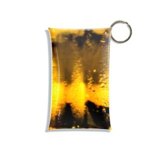 キンッキンに冷えた生ビール Mini Clear Multipurpose Case