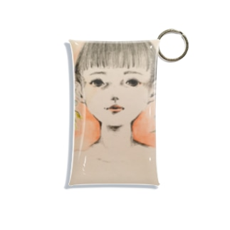inaha Mini Clear Multipurpose Case