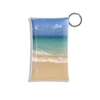 うみもすき Mini Clear Multipurpose Case