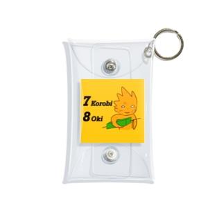 7Korobi 8Oki Mini Clear Multipurpose Case
