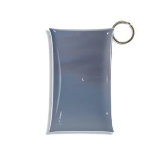 ハクメイのツキ/フォト Mini Clear Multipurpose Case