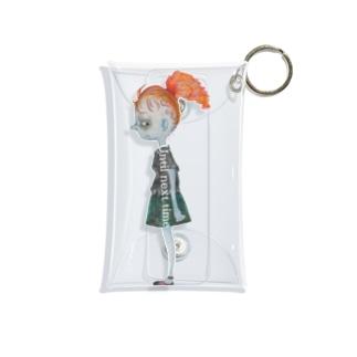 ばいばい Mini Clear Multipurpose Case