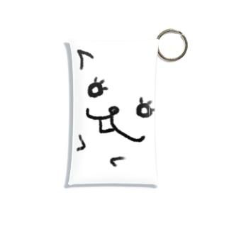 メスネコ Mini Clear Multipurpose Case