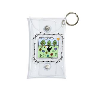 オオハシ(森) Mini Clear Multipurpose Case