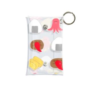 お弁当のおかずくん Mini Clear Multipurpose Case