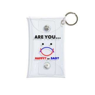 Are you... Mini Clear Multipurpose Case