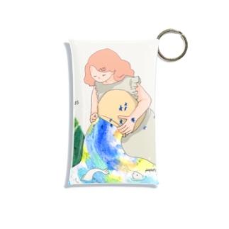 水瓶座 Mini Clear Multipurpose Case