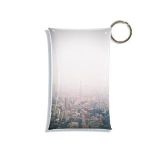 mina inoのTokyo 1 Mini Clear Multipurpose Case
