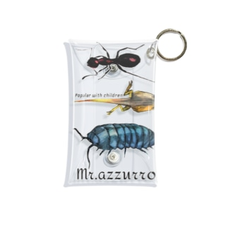 Mr.azzurroのPopular with children Mini Clear Multipurpose Case