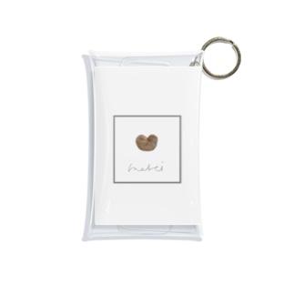 rilybiiの幸せなひととき🐶 Mini Clear Multipurpose Case
