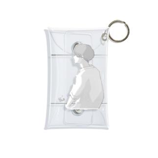 枠 Mini Clear Multipurpose Case