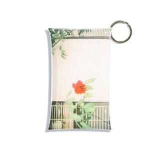 花 Mini Clear Multipurpose Case