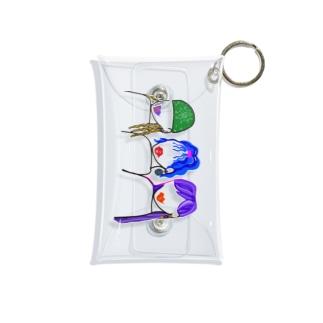 3蜜 Mini Clear Multipurpose Case
