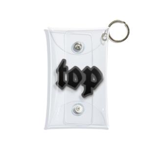 top Mini Clear Multipurpose Case