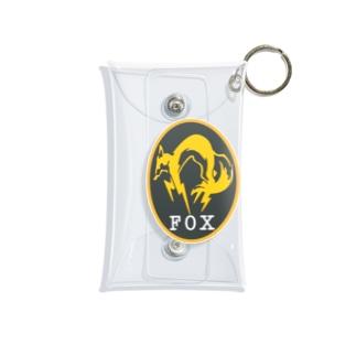 fox Mini Clear Multipurpose Case