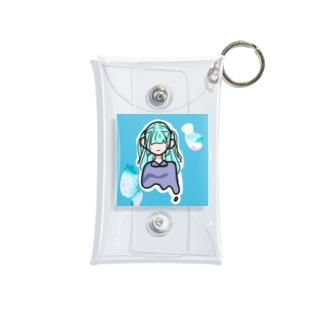 恋するオタク乙女 Mini Clear Multipurpose Case