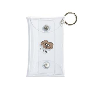 いっぬ Mini Clear Multipurpose Case
