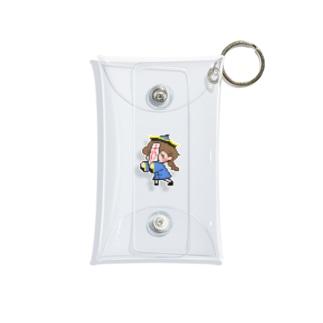 キョンチーちゃん Mini Clear Multipurpose Case