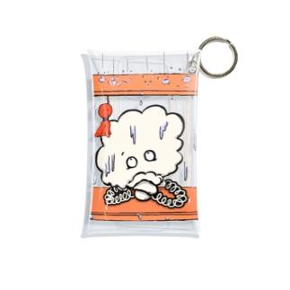 ルイルイ/雨 Mini Clear Multipurpose Case