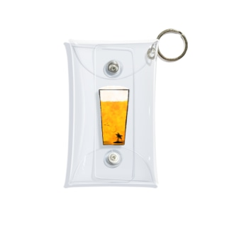 サンセットビール Mini Clear Multipurpose Case