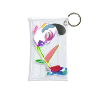 Tetsu-Art22 Mini Clear Multipurpose Case