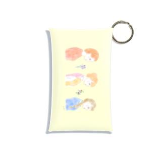 テニス部 Mini Clear Multipurpose Case