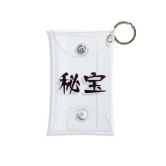 字-JI-/秘宝 Mini Clear Multipurpose Case