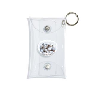 みつ豆 Mini Clear Multipurpose Case