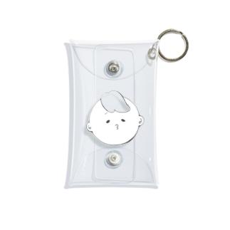 Yatamame ブランド -BABYちゅっ- Mini Clear Multipurpose Case