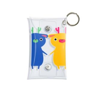 しかペア Mini Clear Multipurpose Case