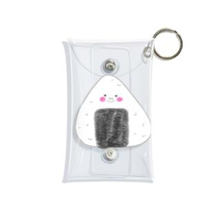 おにぎりちゃん Mini Clear Multipurpose Case