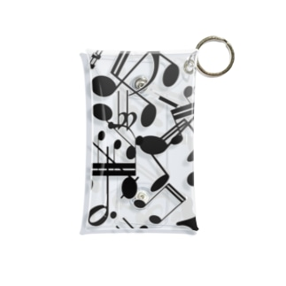 絶対音感 Mini Clear Multipurpose Case