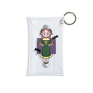 バットガール Mini Clear Multipurpose Case
