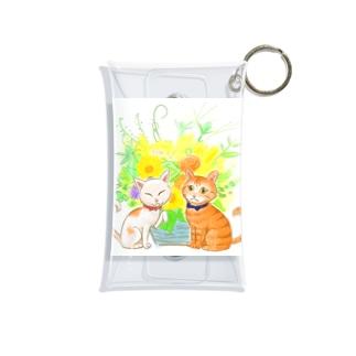 ちゃんでぃちゃんたち★ Mini Clear Multipurpose Case