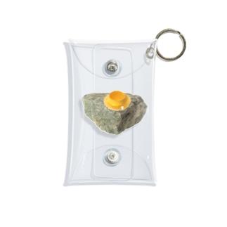 無機物と有機物 Mini Clear Multipurpose Case
