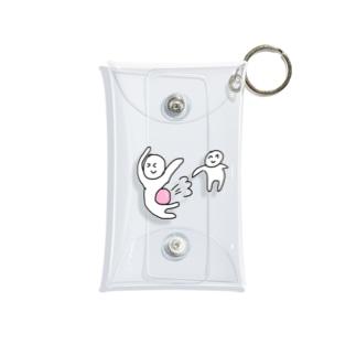 ドッジボール Mini Clear Multipurpose Case