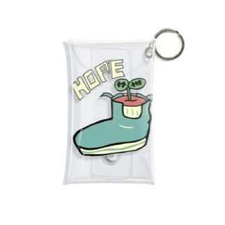 長靴 Mini Clear Multipurpose Case