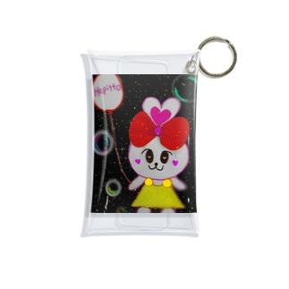 はぴっとちゃん Mini Clear Multipurpose Case