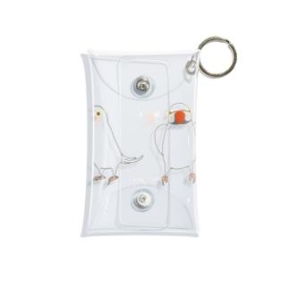 ワカケ(クリア) Mini Clear Multipurpose Case
