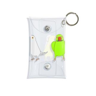 ワカケ(カラー) Mini Clear Multipurpose Case