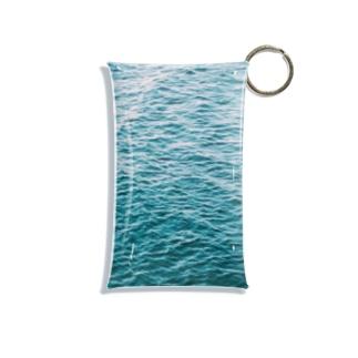 海の音がする Mini Clear Multipurpose Case
