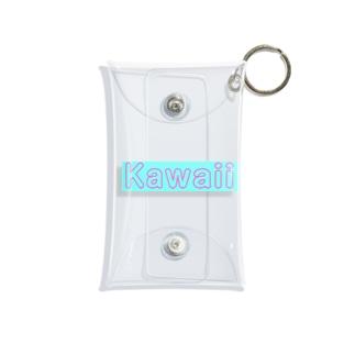Kawaii Mini Clear Multipurpose Case