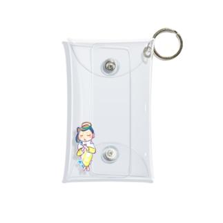 トイレと神様ミズハさん Mini Clear Multipurpose Case