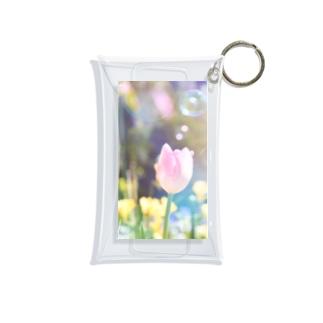ちゅーりっぷ Mini Clear Multipurpose Case