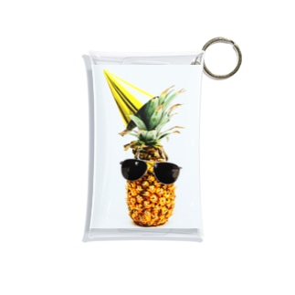 ワイルドパイナップル Mini Clear Multipurpose Case
