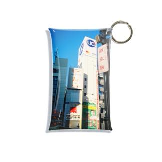ドウゲンザカ Mini Clear Multipurpose Case