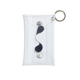 2 Mini Clear Multipurpose Case