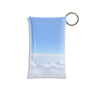 雲の上 Mini Clear Multipurpose Case