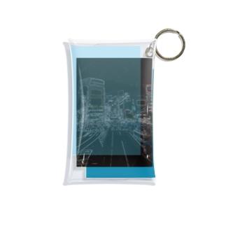 layer Mini Clear Multipurpose Case